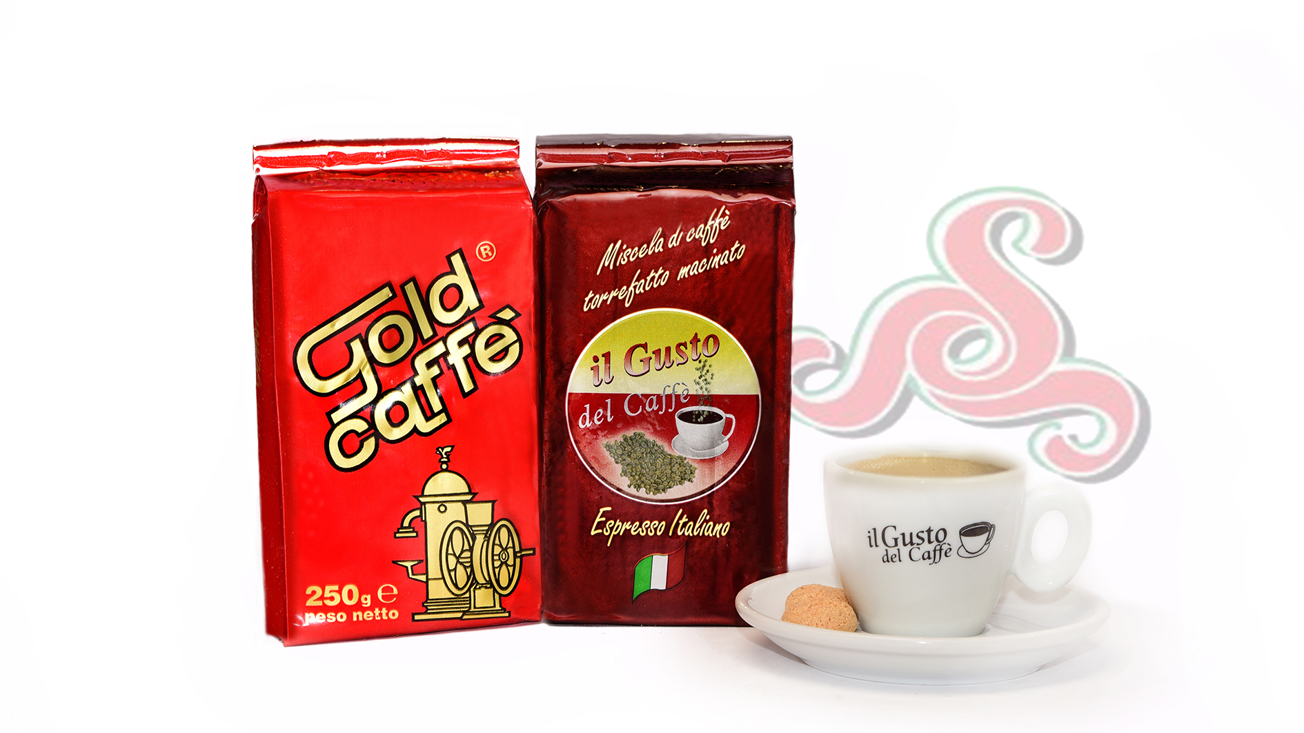 Il Gusto Espresso (rot)60/40 250 gr