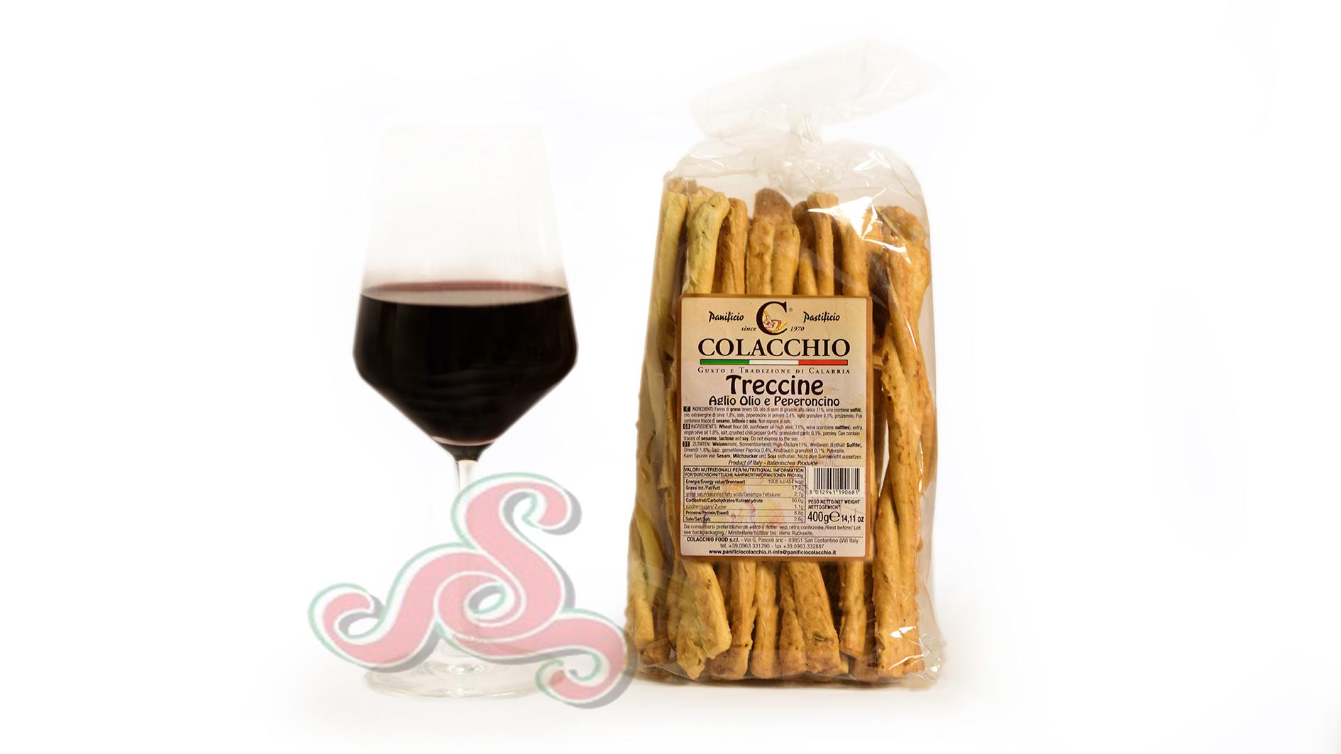 Olive Treccine 400 Gramm